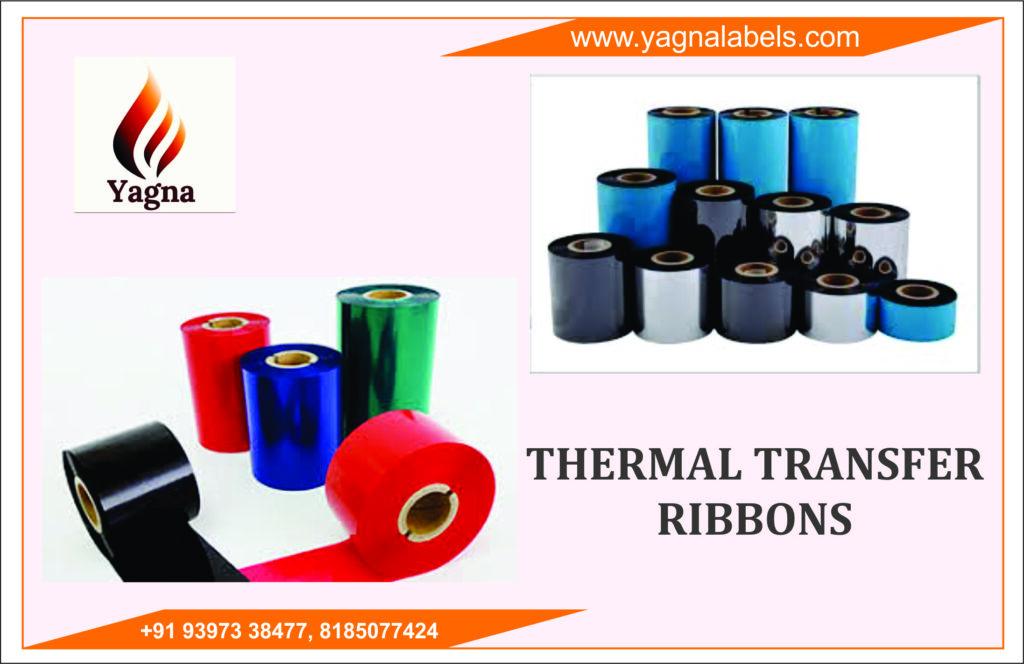 Thermal Transfer Ribbons